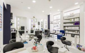 Atelier de coiffure et manucure