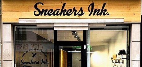 sneakers ink