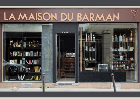 La Maison du Barman